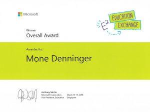 Overall Award